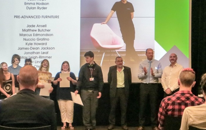 Burnley College Construction Awards