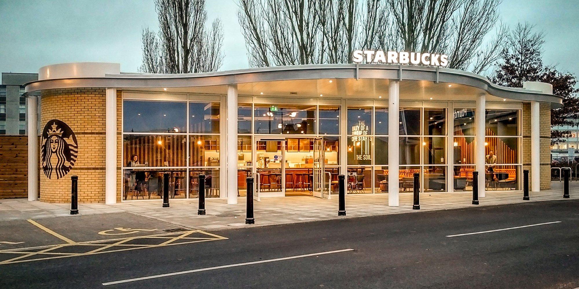 Starbucks, Colchester
